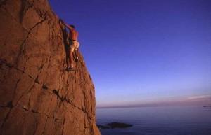 photo upplevelse climbing